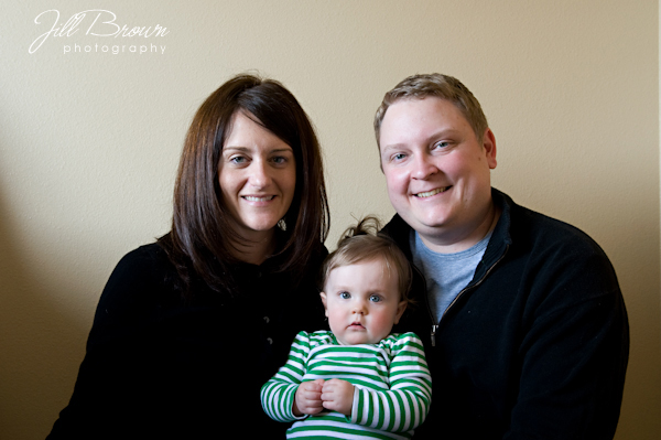 Family Session:  February 28, 2010