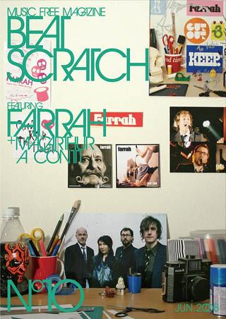 Beat Scratch Magazine
