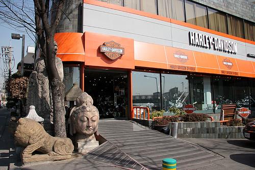 Harley Davidson Seoul