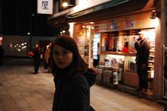 Emy in Nihonbashi (captain wentworth) Tags: japan tokyo  mandarinoriental