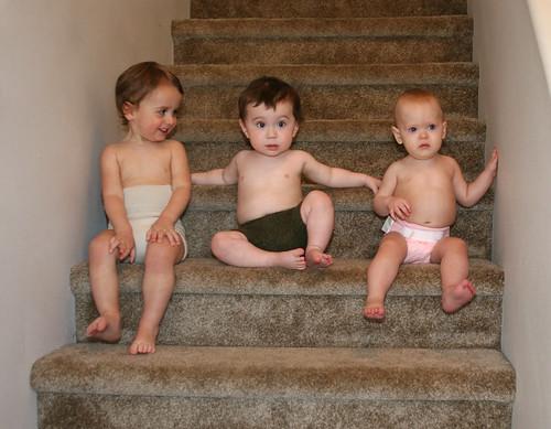 Lily, Logan and Ezra