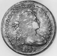 1797 Dollar Obverse