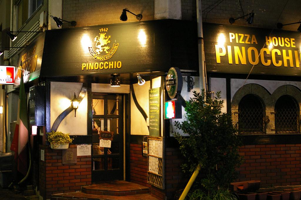 pinoccio, italian