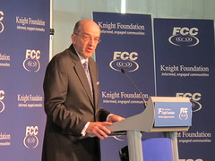 FCC Commissioner Michael J. Copps