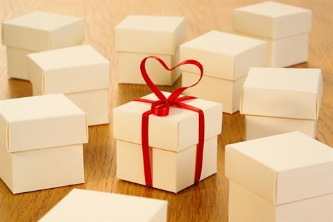 sugestões para presentes de aniversário