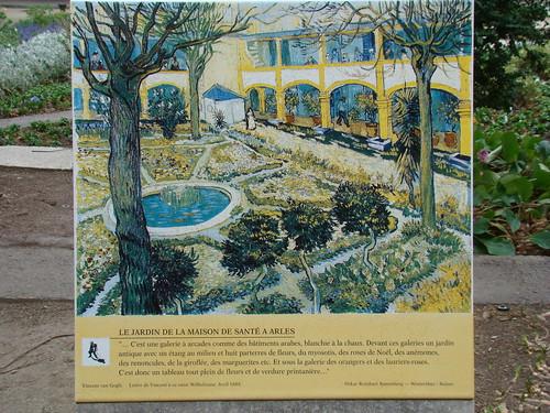 Arles_梵谷的療養中心