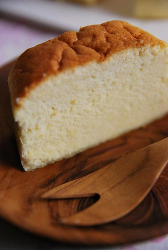 Japanese Cheese Cake 1
