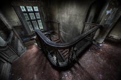 welcome to potter manor (andre govia.) Tags: building art abandoned set decay best explore horror asylum hdr decaying urbex andregovia abandonedhostital