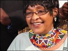 Winnie Mandela has denied making statements attributed to her in the press that were critical of former President Nelson Mandela. The Republic of South Africa is celebrating the 20th anniversary of Mandela's release. by Pan-African News Wire File Photos
