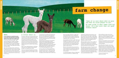 farm change