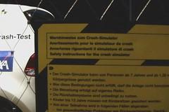Crash Test (Kecko) Tags: auto test car museum geotagged schweiz switzerland video traffic suisse action crash swiss transport luzern kecko impact svizzera simulator lucerne verkehr lu 2010 verkehrshaus innerschweiz zentralschweiz aufprall swissvideo geo:lat=47052883 geo:lon=8337585