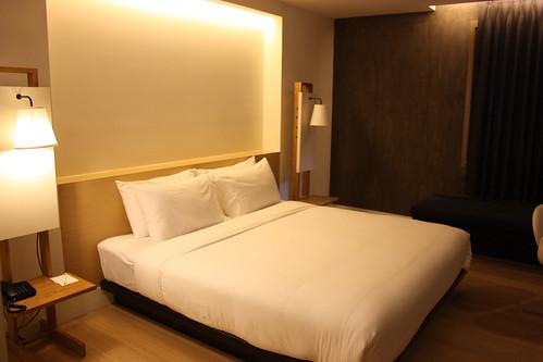 Glow Trinity Silom Hotel Room