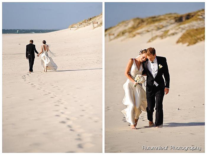 Frances & Bradley's Wedding - Beach