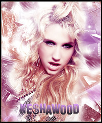 Ke$ha - Ke$hawood (PosionDirrty) Tags: party animal off iit take blah tick tock 2010 blend kesha keha keshawood