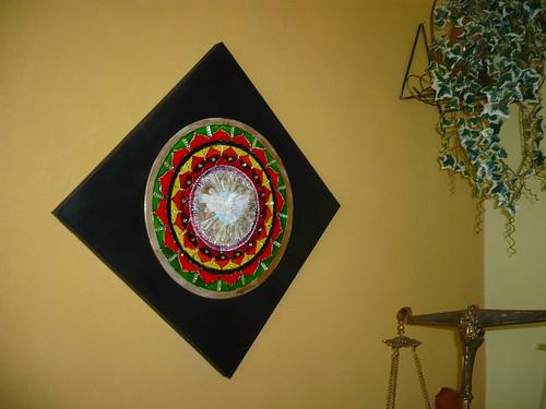 Divino Espírito Santo-Mandala by marta.falcao