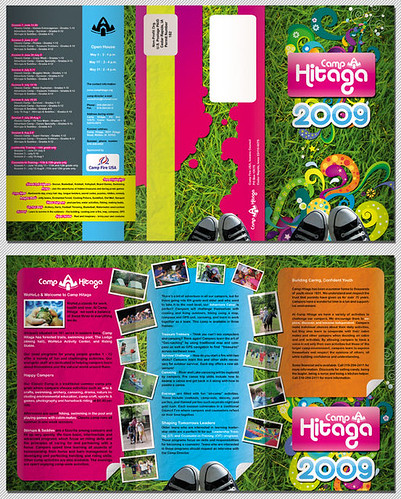 H4038 - Hitaga Camp Brochure