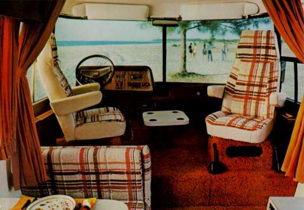 Vintage Wheels 2 Invasion Of The 1970s Recreational Vehicles