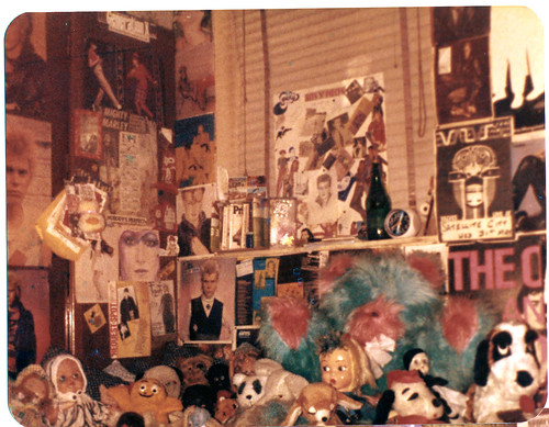 Teenage Bedroom 1980
