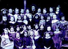 Image titled Fairfield Primary, Govan, 1907.