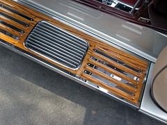 1929 Packard 645 convertible sedan scuff plate (Ate Up With Motor) Tags: orange cars sedan d packard 1929 carshows coachbuilt sixthseries waltermurphy convertiblesedan model645 packardinternational membershipmeet2010
