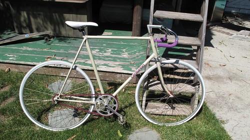 Stolen Centurion Bicycle Venice Beach