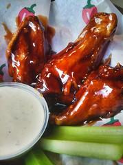 Rockin Wings gariyaki sauce