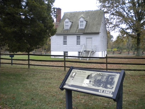 Watt's House (Gaines Mill)