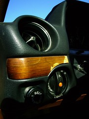 wood vent mercedes interior 123 german mercedesbenz 1978 w123 240d headlightswitch parkingbrakerelease