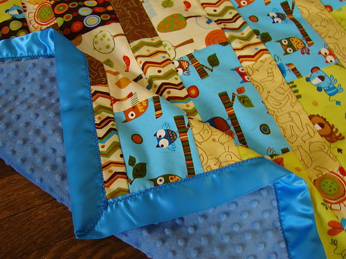 Blanket/quilt/Play mat I sewed for Theo