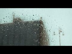 RAINY DAYS (Elena Fedeli) Tags: people italy rain photoshop buildings xprocess italia crossprocess sharp 169 pioggia autobus puglia bari palazzi apulia contrasto fromthebus cinemascope navetta higlysaturated stationstazione attraversoilfinestrino piazzaaldomoro canong10 stazionecentraledibari acrossawidow