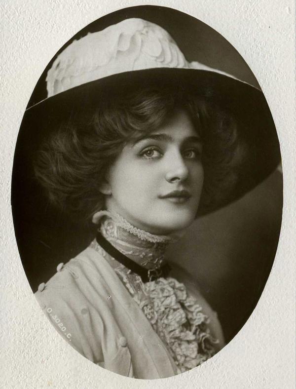 Lily Elsie framed