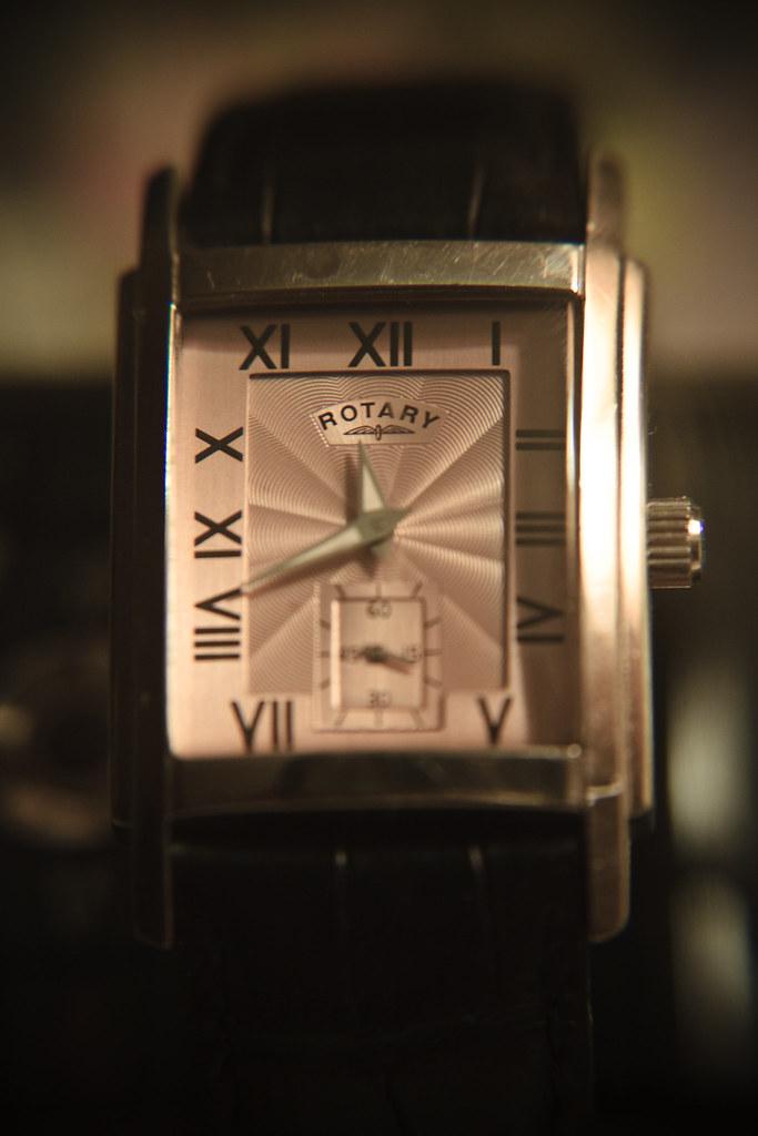 8 - Rotary Watch