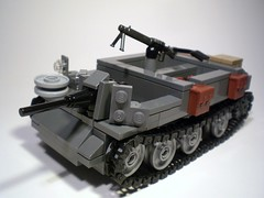Bren Gun Carrier/Universal Carrier (PhiMa') Tags: lego wwii ww2 british commonwealth carrier worldwar2 brengun brickarms