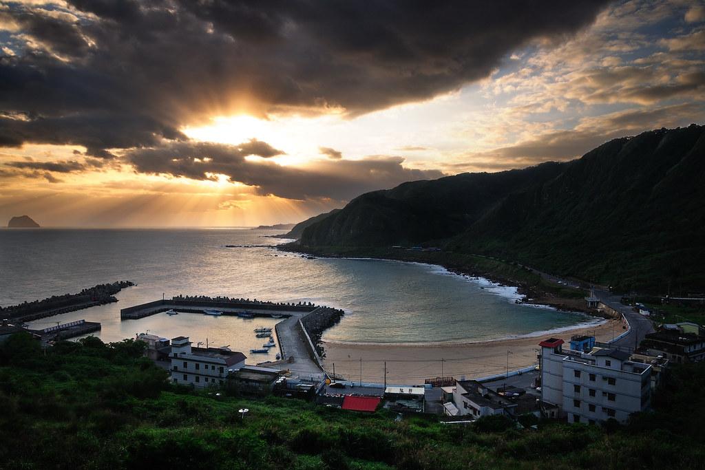 大武崙漁港 Sunrise 2