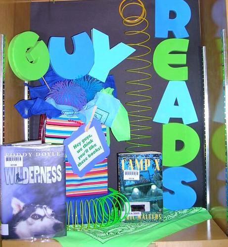 Guy Reads - Shelf 1