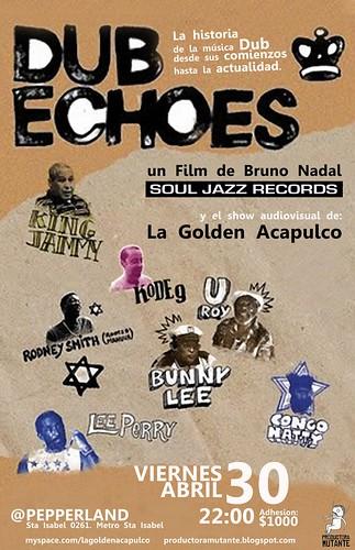 Dub Echoes & La Golden Acapulco