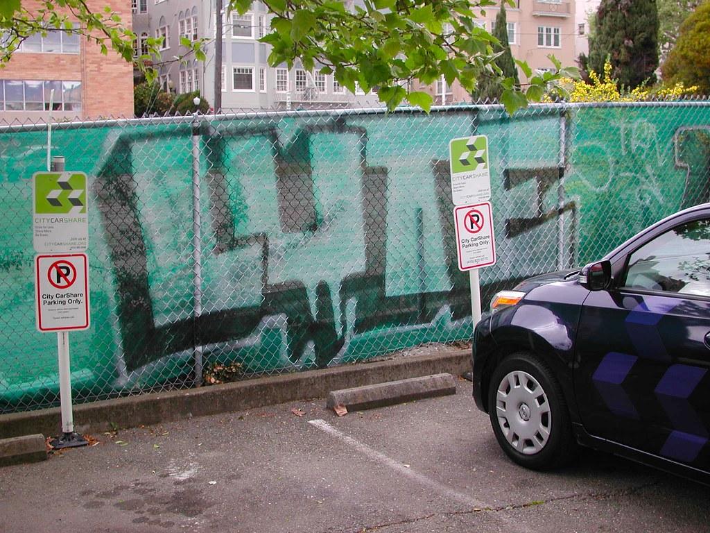LUTE, ATB, Graffiti, Oakland, Street Art
