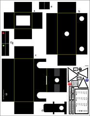 dippold pinhole camera (letter U.S.A.) di Dippold
