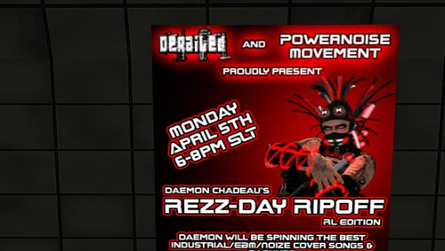 rezz day rip off april 5th DeRailed