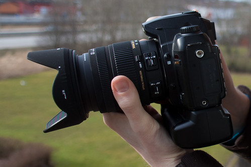 Canon 5D TS test images