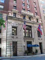 The Penn Club of New York is now officially a New York City landmark.