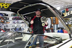 UFC Interim Champ in His VLX