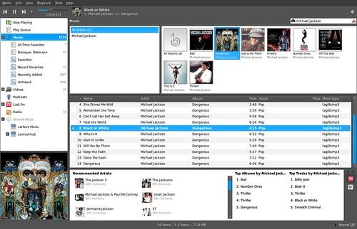 Screenshot-Black or White by Michael Jackson