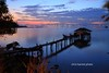 long exposure... (ChR!s H@rR!0t) Tags: new light sea nature sunrise canon hope dawn long exposure faith malaysia penang begin mywinners 1000d