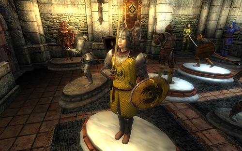 town guard armor