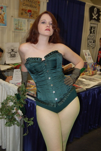 Wonder Con 2010: Poison Ivy