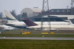 N673BF - 23402 - Private - Boeing 767-238ER - Luton - 100404 - Steven Gray - IMG_9362