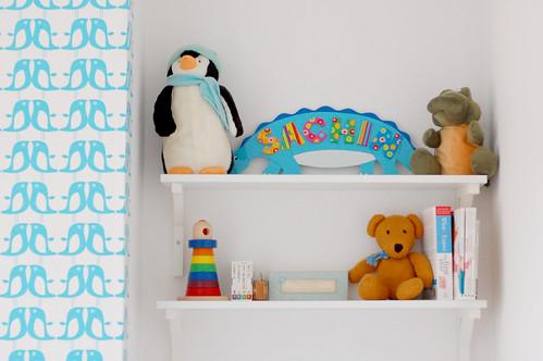 Sachin's room