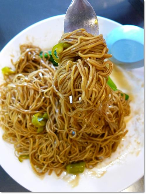 Springy Egg Noodles