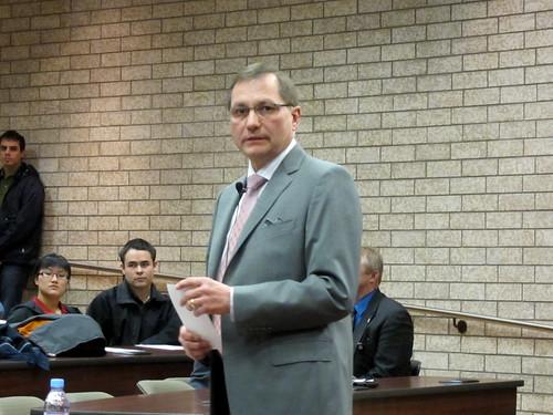 Premier Ed Stelmach